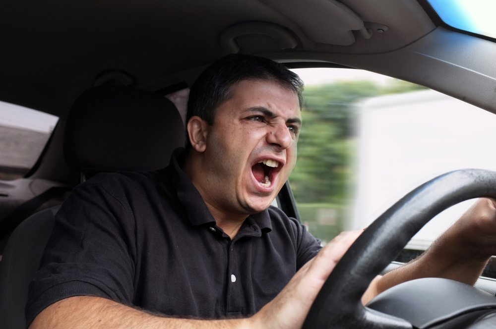 Angry Driving