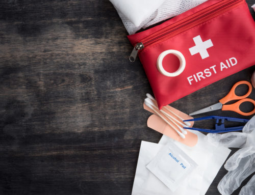 What You Should Keep in Your Car's First Aid Kit